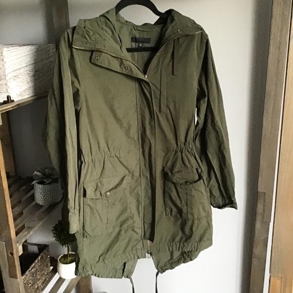 Uniqlo Green Utility Jacket
